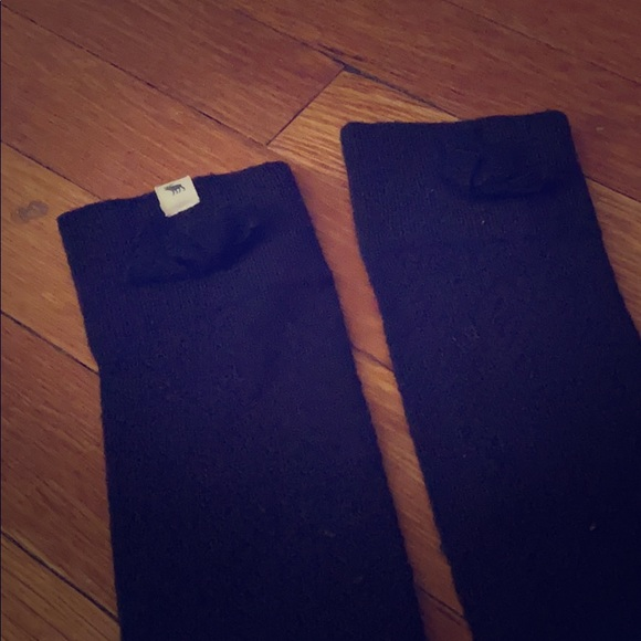 Abercrombie & Fitch Other - Knee high boot socks
